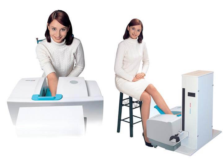 Костный рентгеновский денситометр с элеватором